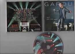 Garou Cd Original Seul... Avec Vous La Bohème Demande Au Soleil Que L'amour Est Violent - Musique & Instruments