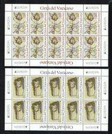2020 - VATICAN - VATICANO - VATIKAN - S15 - MNH SET OF 20  STAMPS  ** - Vatican