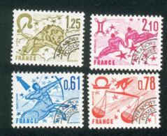 Lot 9066 France Série Préo N°154 à 157 (**) - Préoblitérés