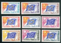 Lot 9069 France Série Service N°27 à 35 (**) - Neufs