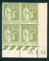 Lot 9097 France Coin Daté N°284A (**) - 1930-1939