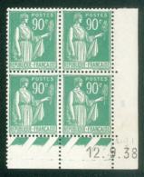 Lot 9180 France Coin Daté N°367 (**) - 1930-1939