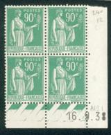 Lot 9188 France Coin Daté N°367 (**) - 1930-1939