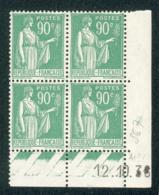 Lot 9200 France Coin Daté N°367 (**) - 1930-1939