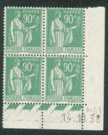 Lot 9203 France Coin Daté N°367 (**) - 1930-1939