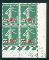 Lot C461 France Coin Daté Paix N°478(**) - Coins Datés