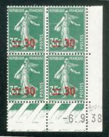 Lot C463 France Coin Daté Paix N°478(**) - Coins Datés