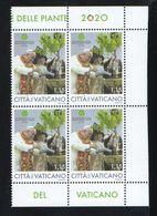 2020 - VATICAN - VATICANO - VATIKAN - S16B - MNH SET OF 4  STAMPS  ** - Vatican