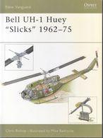 """Bell UH-1 Huey """"Slicks"""" (1962-1975) // Chris Bishop - Unclassified"""