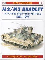 M2/M3 Infantry Fighting Vehicle (1983-1995) // Steven J. Zaloga & Peter Sarson - Libri, Riviste, Fumetti