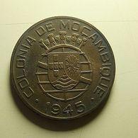 Portuguese Moçambique 1 Escudo 1945 - Portugal