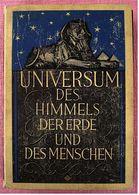 Universum Des Himmels Der Erde Und Des Menschen  -  Band 3 Von F. E. Bilz Ca.1926   (kau) - Livres, BD, Revues