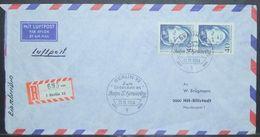 Germany - Berlin - Registered Cover 1964 Kennedy - Kennedy (John F.)