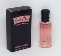 "Miniature De Parfum - Lucky BRAND ""Lucky You"" Parfum 5,3ml - Mignon Di Profumo Moderni (a Partire Dal 1961)"