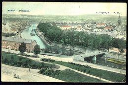 NAMUR - Panorama - Circulé - Circulated - Gelaufen - 1906. - Namur