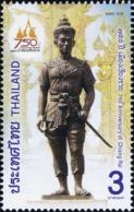 750th Anniversary Of Chiang Rai (MNH) - Thaïlande