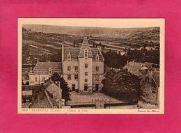 21 Côte D'Or, MEURSAULT, L'Hôtel De Ville, (Combier) - Meursault