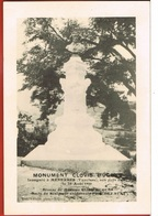 84- MENERRES- Monument Clovis  HUGUES-  Inauguré Le 28 Aout 1910- Retirage- Circulée 1992 - Frankreich