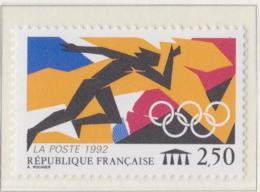 France 1992 Olympic Games In Barcelona   MNH/** (H62) - Summer 1992: Barcelona