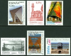 SPAIN 2007 ARCHITECTURE** (MNH) - 1931-Today: 2nd Rep - ... Juan Carlos I