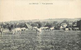 LA BOULE -vue Générale - Other Municipalities