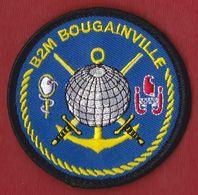 Polynésie Française - Tahiti / Patch 2017 Marine / B2M Bougainville A622 - Scudetti In Tela