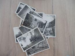 Archive 15 Photos Originales Amateur Scoutisme Camp De Pâques 1944 Saint Guilhem Le Désert Hérault - Pfadfinder-Bewegung
