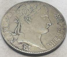 RÉPLICA Moneda 1811. Emperador Napoleón Bonaparte. 5 Francos. T Nantes, Francia - France