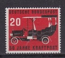 GERMANIA BUND  1955  Xx    MI 211  -   Postfrisch    -  Vedi  Foto  ! - [7] République Fédérale