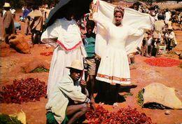 Afrique  Ethiopie  Marché  Piment - Burkina Faso