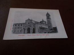 B768  Teramo Chiesa Madonna Delle Grazie Non Viaggiata Cm14x9 - Teramo