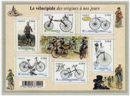 2011 Yt F4555 N** Le Vélocipède - France