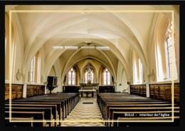25  BULLE   ...  Interieur De L'eglise - Other Municipalities