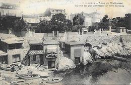 MARSEILLE -  ANSE DE MALDORME - UN COIN DES PLUS PITTORESQUE DE NOTRE CORNICHE - Marseille