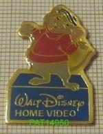 WALT DISNEY HOME VIDEO BERNARD & BIANCA - Disney
