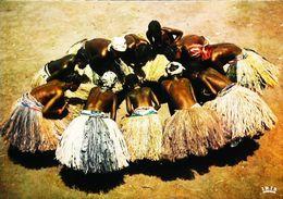 Afrique Danseuse  Ronde - Danse