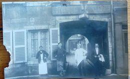 70 Carte Photo Vesoul Hotel De La Madeleine état - Vesoul