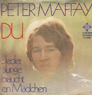 Du - Peter Maffay - Telefunken - Vinyl Records