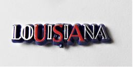 Pin's Louisiana USA - PA/CE - Steden