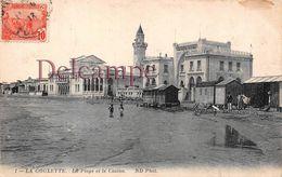 Tunisie - La Goulette - La Plage Et Le Casino - Tunisia