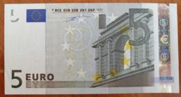 5 € Germany Duisenberg P001F2/X01611465023 AU Condition - EURO