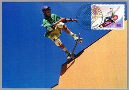 SKATE - SKATER. TM/MC Lisboa 1997 - Skateboard