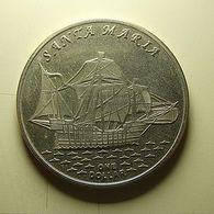 Gilbert Islands 1 Dollar 2016 Santa Maria - Monnaies