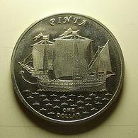 Gilbert Islands 1 Dollar 2016 Pinta - Monnaies