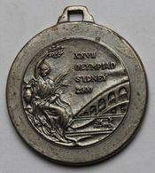 Rare Médaille JO De Sydney 2000 Basketball Men XXVII Olympiad Jeux Olympiques - Altri