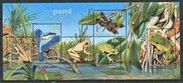263 - AUSTRALIE 1999 - Yvert BF 58 - Oiseau Grenouille - Neuf ** (MNH) Sans Trace De Charniere - Nuevos
