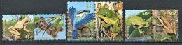 263 - AUSTRALIE 1999 - Yvert 1773/78 - Oiseau Grenouille - Neuf ** (MNH) Sans Trace De Charniere - Nuevos