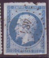 PC 484 Bourgneuf En Retz Loire Inferieure (42) Sur Empire 14 - Marcophilie (Timbres Détachés)
