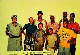 Afrique  Cap Vert  Famille Moreira   Volley Ball - Cap Vert