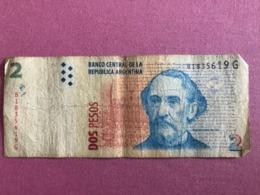 DOS PESOS - Argentine